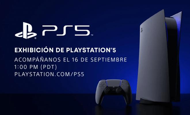 El próximo evento de Playstation será el 16 de septiembre