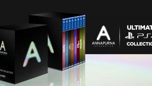Coleccion de ocho juegos de Annapurna