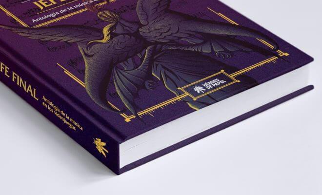 Heroes de Papel anuncia una antologia de la musica en los videojuegos