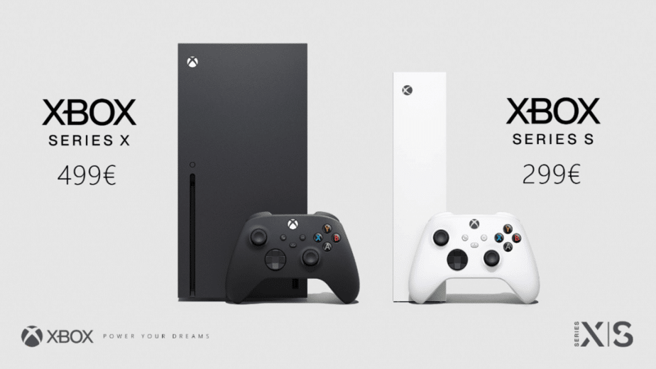 Precio oficial de la gama de consolas de Microsoft para la nueva generación